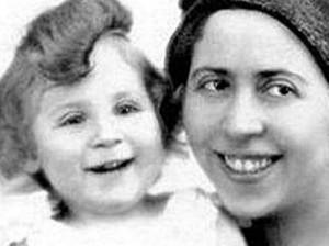 Irene Nemirovsky e sua figlia