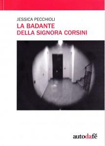 La badante della signora Corsini_copertina Libro_rid