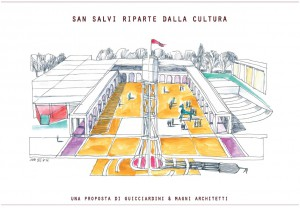 SAN SALVI RIPARTE DALLA CULTURA @ san salvi città aperta | Firenze | Toscana | Italia