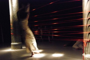 Ciuleandra - Roxana Iftime e Marco Bianchini_foto di Paolo Lauri