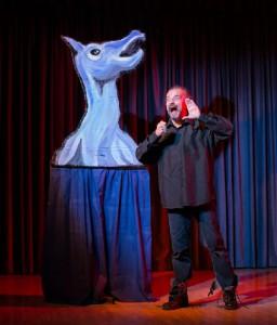 Teatro delle Selve_il viaggio di Marco Cavallo