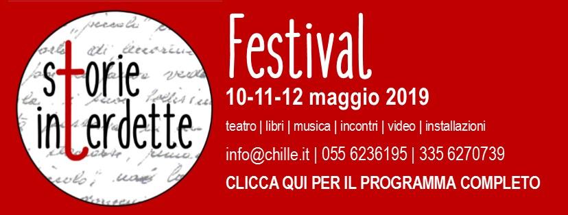 Festival STORIE INTERDETTE