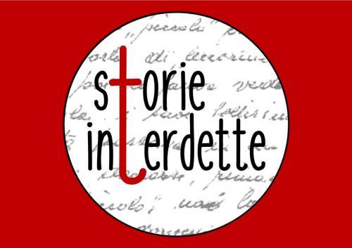 Logo sito Storie interdette
