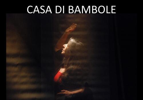 Logo sito_Casa di bambole