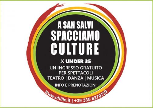 Spacciamo culture 2017